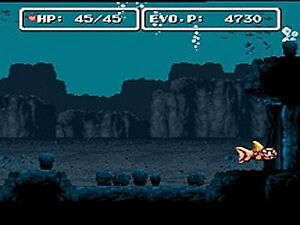 E.V.O.: The Search for Eden  (Super NES,...