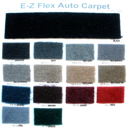E-Z Flex Auto Carpet - by the yard -