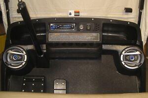 EZGO 750418PKG Kicker Speaker System and Pods