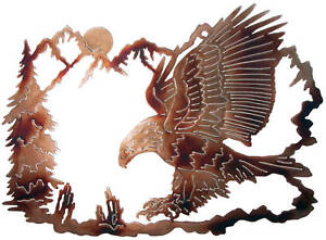 Wildlife Metal Art Wall Decor 110