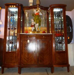 Room store furniture early french art deco breakfront for Room store furniture