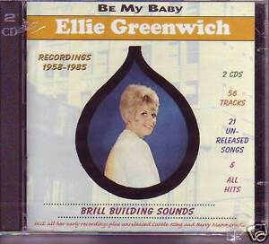 ELLIE-GREENWICH-Brill-Building-Sounds-1958-1985-2-CDs