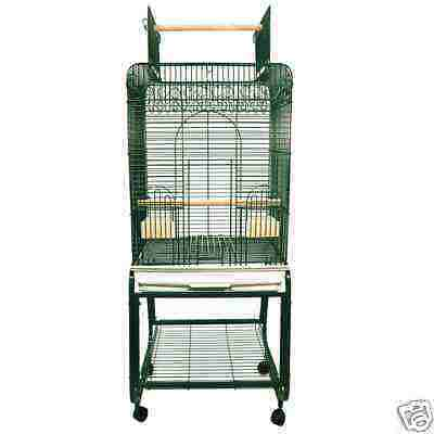 ELT102 PARROT CAGE 22x16.5x55 bird cages toy toys cockatiel conure lovebird lori in Pet Supplies, Bird Supplies, Cages | eBay