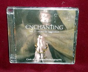 ENCHANTING-vol-2-Music-for-INSPIRATION-OVP-CD-TOLL-bezaubernd-TOP