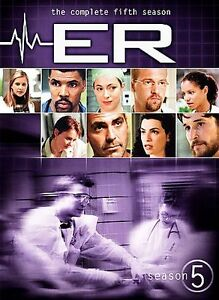 ER - The Complete Fifth Season (DVD, 200...