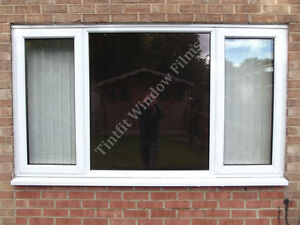 external mirror bronze 20 one way pro window tinting. Black Bedroom Furniture Sets. Home Design Ideas