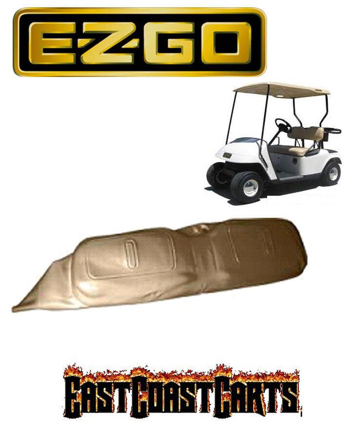 EZGO TXT Golf Cart SEAT BACK COVER TAN 71753 G04