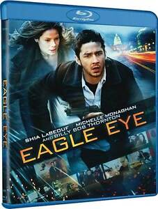 Eagle Eye (Blu-ray Disc, 2008)