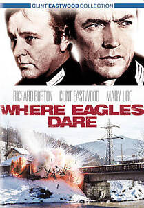 Where Eagles Dare (DVD, 2010)