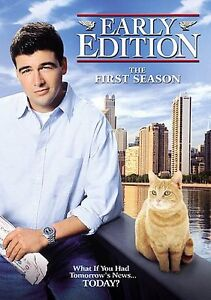 Early Edition - The First Season (DVD, 2...
