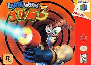Earthworm Jim 3D (Nintendo 64, 1999)