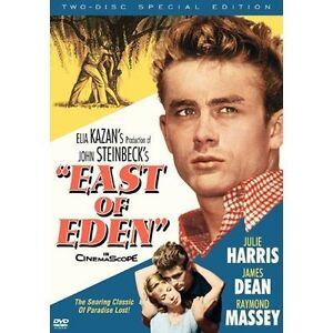 East of Eden (DVD, 2005, 2-Disc Set, Spe...
