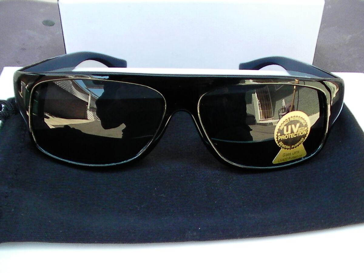 7ec1f7a0589a Eazy E Black Locs Super Dark Car Motorcycle Sunglasses on PopScreen