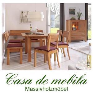 eckbankgruppe 180x145 cm k chen eckbank esszimmer massiv. Black Bedroom Furniture Sets. Home Design Ideas