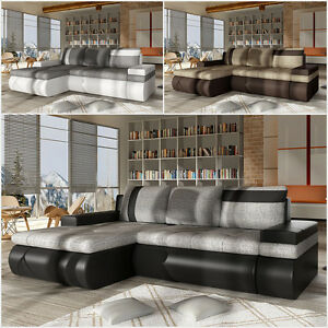 eckcouch schlafsofa otto mini ecksofa sofa mit. Black Bedroom Furniture Sets. Home Design Ideas