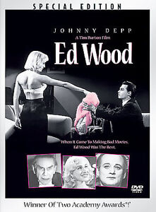 Ed Wood (DVD, 2004, Special Edition)
