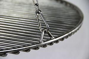 edelstahl grillrost rund 70 cm profi grillrost gastronomie grillrost ebay. Black Bedroom Furniture Sets. Home Design Ideas