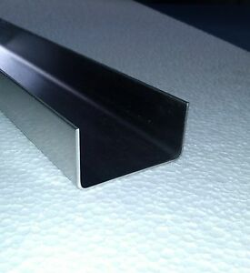 edelstahl k240 u profil 1500 mm lang u winkel u blech. Black Bedroom Furniture Sets. Home Design Ideas