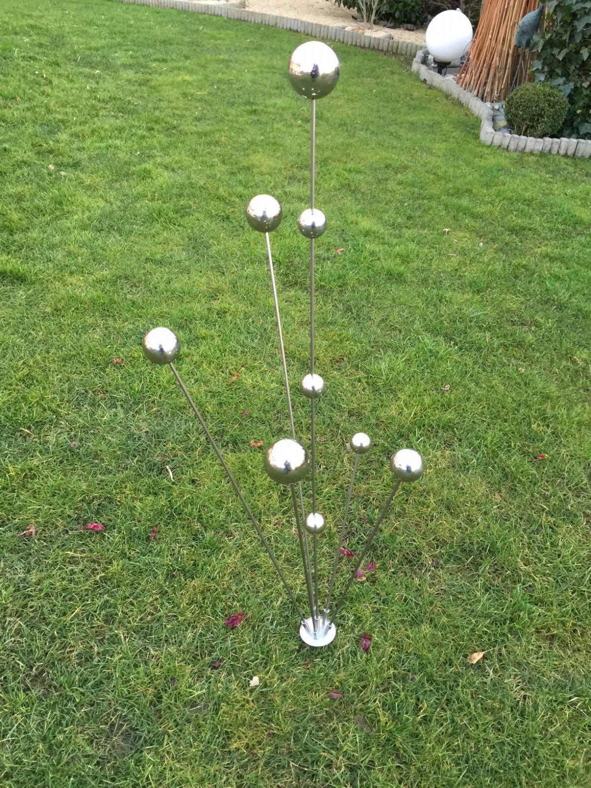 Gartenstecker edelstahl gartendeko in romanshorn kaufen bei - Gartendeko stahl ...