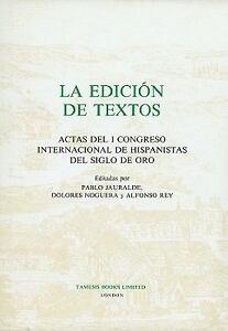 Página de título de la actas del congreso de la AISO de Madrid-Córdoba
