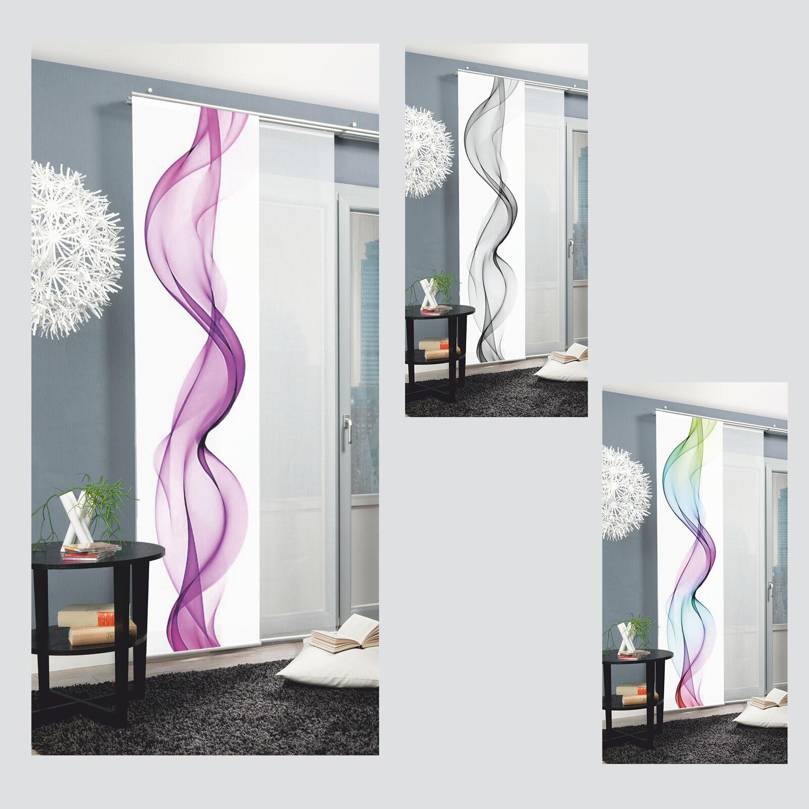 edmonton l300 cm panel curtains room divider home wohnideen