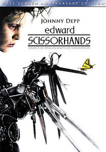 Edward Scissorhands (DVD, 2005, 10th Ann...