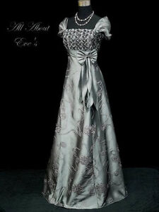 Edwardian-Period-THEMED-18-20-MASQUERADE-Dress-REGENCY-JANE-AUSTEN-TITANIC