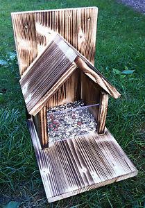eichh rnchen futterhaus futterstation vogelhaus winter ebay. Black Bedroom Furniture Sets. Home Design Ideas