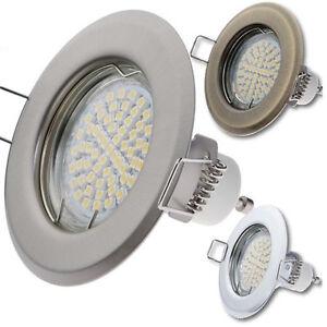 Einbau-Strahler-230V-Spot-GU10-MR16-Einbaurahmen-rund-Einbau-Leuchte-LED-Aura