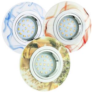 Einbau-Strahler-Keramik-Einbau-spot-MR16-GU10-Einbau-Leuchte-LED-Leuchtmittel
