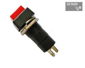 Einbau-Taster-1pol-Drucktaster-ideal-fuer-LED-SMD-NEU