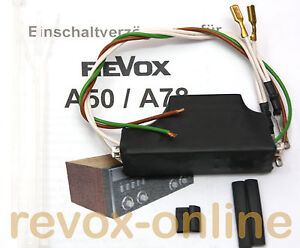 Einschaltverzoegerung-fuer-Revox-A78-Verstaerker-ESV-A78