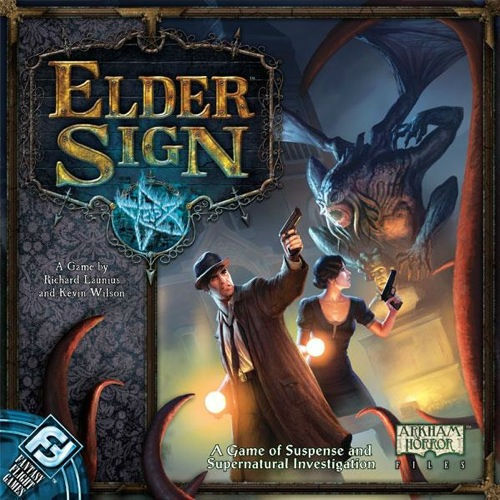 Elder Sign a Card & Board Strategy Game by Fantasy Flight NEW in Toys & Hobbies, Games, Board & Traditional Games | eBay