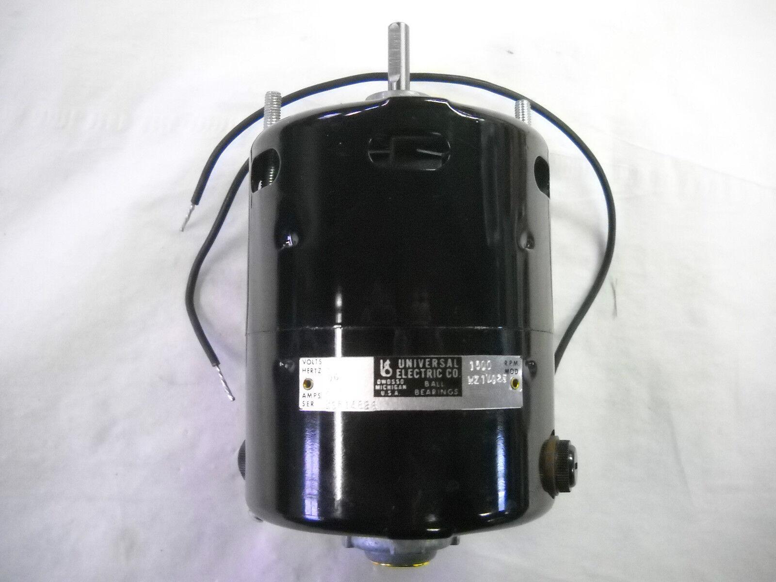 12 Volt Low Rpm Motor