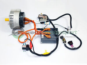 Electric motorcycle conversion kit 72v or 84v brushless for Electric outboard motor conversion