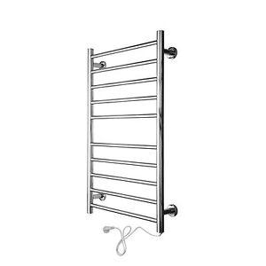 elektrischer handtuchw rmer badheizk rper handtuchhalter. Black Bedroom Furniture Sets. Home Design Ideas