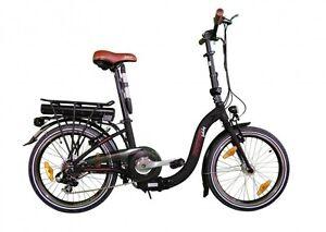 elektro faltrad elektro klapprad e bike elektro fahrrad ebay. Black Bedroom Furniture Sets. Home Design Ideas