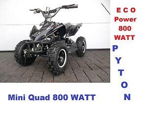 elektro quad kinder mini quad pocketbike pocket bike eco. Black Bedroom Furniture Sets. Home Design Ideas