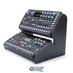 elektron analog four octatrack dps 1 synthesizer sampler master stack new ebay. Black Bedroom Furniture Sets. Home Design Ideas