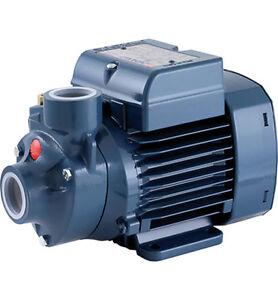 Elettropompa Motore Pedrollo PK 60 Autoclave Pompa per acqua  eBay