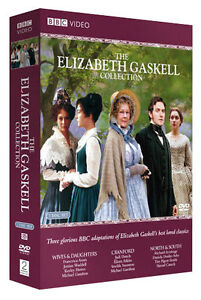 The Elizabeth Gaskell Collection (DVD, 2...