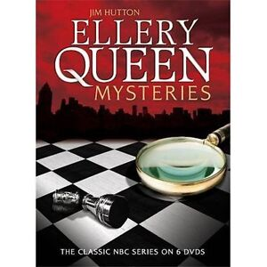 Ellery Queen Mysteries (DVD, 2010, 6-Dis...