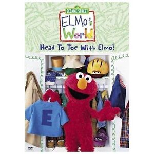 Elmo's World - Head to Toe With Elmo (DV...