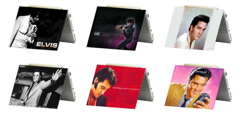Elvis Presley Laptop Netbook Skin Decal Cover Sticker