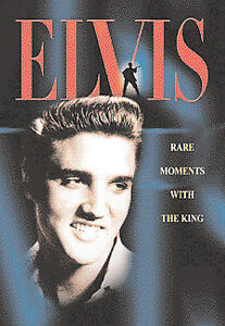 Elvis - Rare Moments With the King (DVD,...