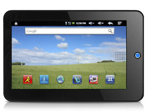 Ematic eGlide 4GB, Wi-Fi, 7in - Black