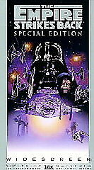 The Empire Strikes Back (VHS, 1997, Spec...