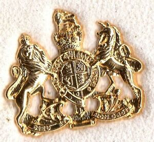 Enamel-Lapel-Badge-ROYAL-NAVY-Warrant-Officer
