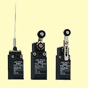 Endschalter-Grenztaster-Positionsschalter-Dreharm-Feder-Schalter-nach-Wahl