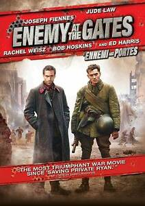 Enemy at the Gates (DVD, 2010, Canadian)